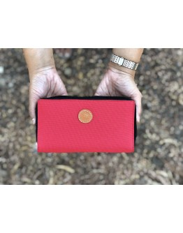 Black Red Wallet